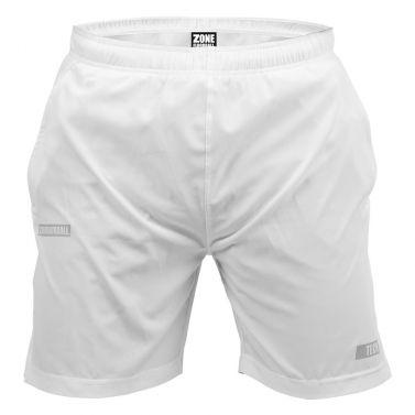 Zone Shorts Hitech Indoor White SR