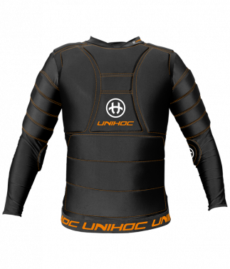 Unihoc Goalie T-shirt Flow Junior brankárska vesta