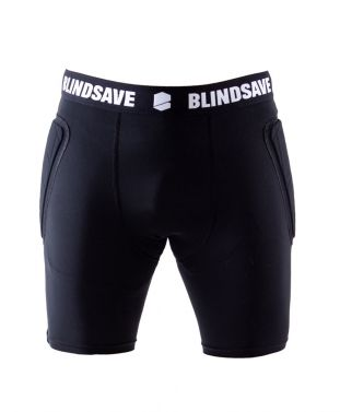 Blindsave Padded Goalie Shorts + Cup
