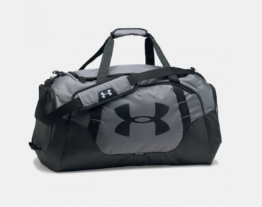 Under Armour Undeniable Duffle 3.0 MD Grey/Black