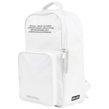 Zone Brilliant+ White/Silver Backpack 20L