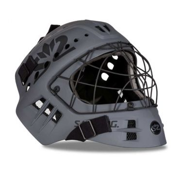 Salming Phoenix Elite Helmet Grey