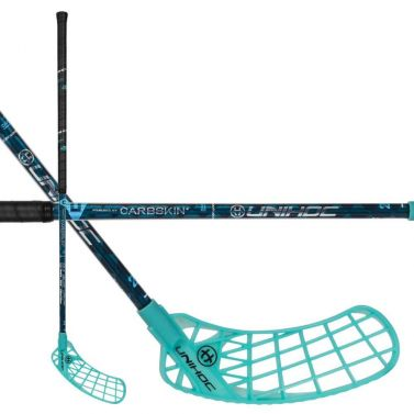 Unihoc Iconic Carbskin 29 JR Turquoise Ice 20/21