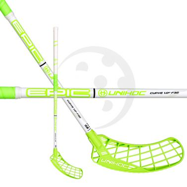 Unihoc Epic Curve 1.0° 32 JR 17/18