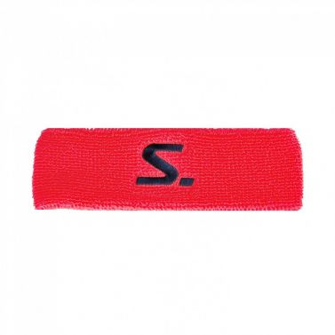 Salming Knitted Headband Coral/Navy 18/19