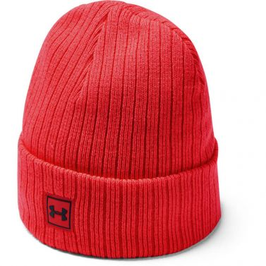 Under Armour Men's Truckstop Beanie 2.0 Red