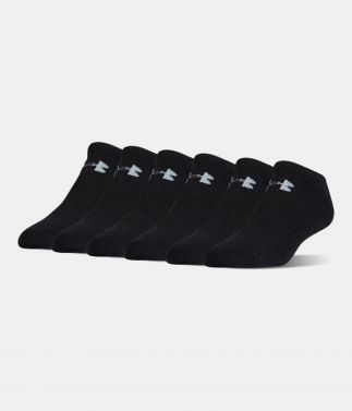 Under Armour Charged Cotton 2.0 6pk ponožky