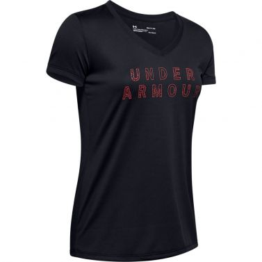 Under Armour Tech SSV Black tričko