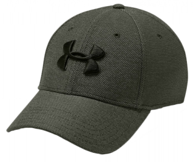 Under Armour Heathered Blitzing 3.0 Cap