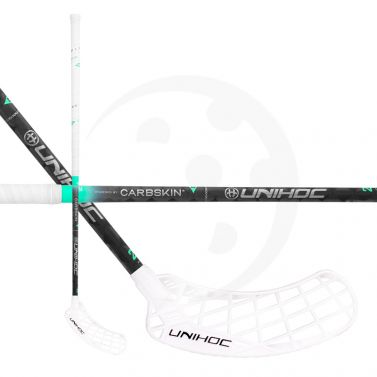 Unihoc Epic Carbskin Feather Light 29 White