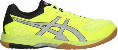 Asics Gel-Rocket 8 Yellow