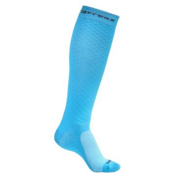 Freez Long Compress Socks Ice Blue