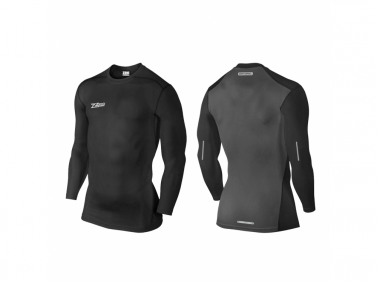 Zone Compression T-shirt Long Sleeve 2.0