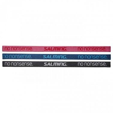 Salming Hairband 3-Pack Blue/Mixed 19/20