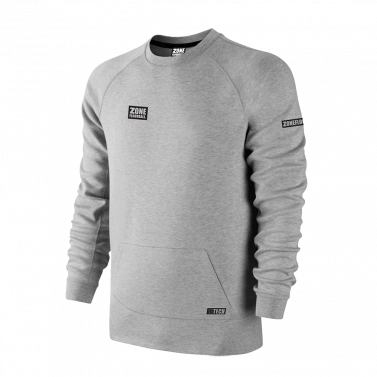 Zone Sweatshirt Hitech Grey