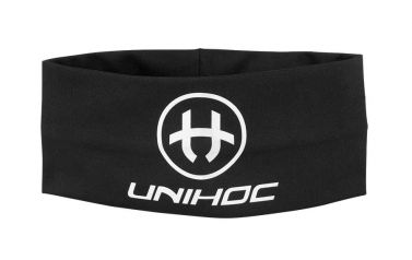 Unihoc Technic Wide Black čelenka