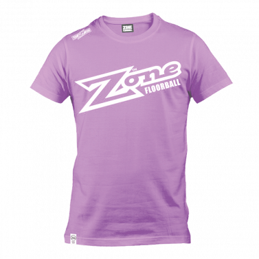 Zone Teamwear Light Violet tričko