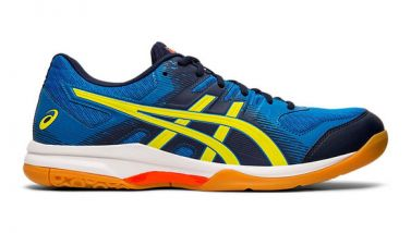 Asics Gel-Rocket 9 Blue