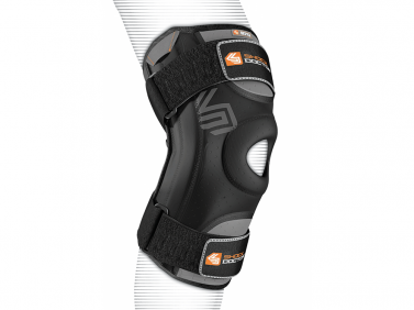 Shock Doctor Knee Support With Flexible Support Stays SD870