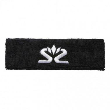 Salming Knitted Headband Black/White 19/20