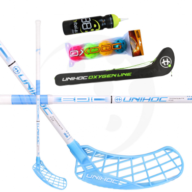 Junior set Unihoc Epic