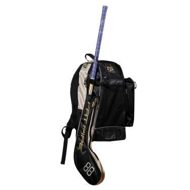 Fatpipe Stick Backpack Black/Gold 19/20