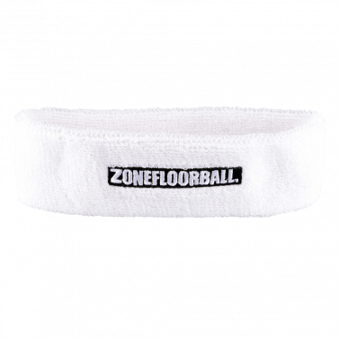 Zone Retro White Headband