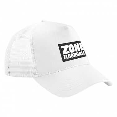 Zone Cap Huge White