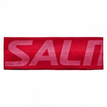 Salming Headband Red/Pink 19/20