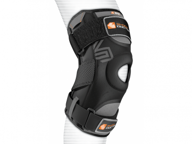 Shock Doctor Knee Support With Dual Hinges SD872