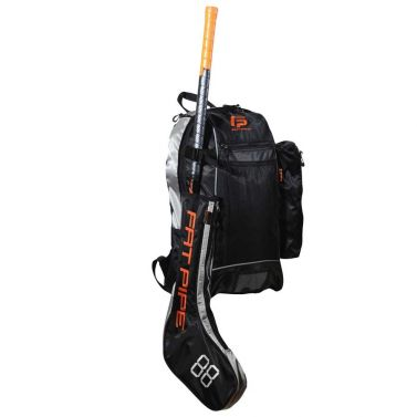 Fatpipe Stick Backpack Black/Orange 19/20