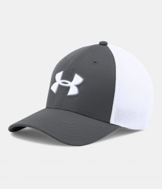 Under Armour Golf Mesh STR 2.0 Cap