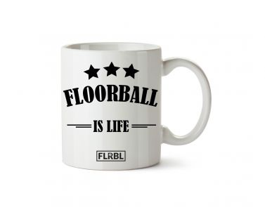 Hrnček Floorball Is Life