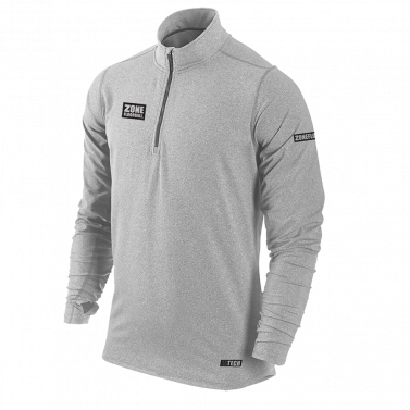 Zone T-shirt Hitech Longsleeve Grey