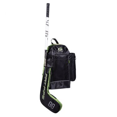 Fatpipe Lux-Stick Backpack Black/Green