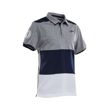 Salming Evergreen Polo Men Grey