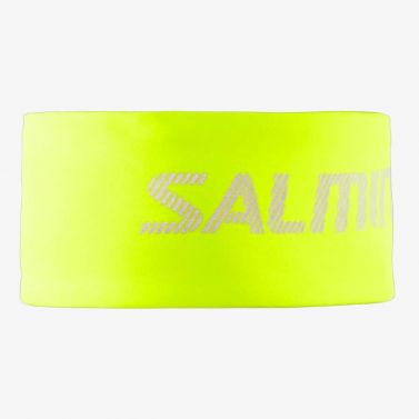Salming Thermal Headband Yellow