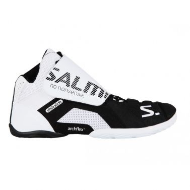 Salming Slide 5 Goalie White/Black