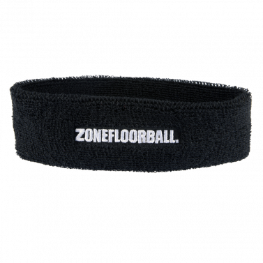 Zone Retro Black Headband