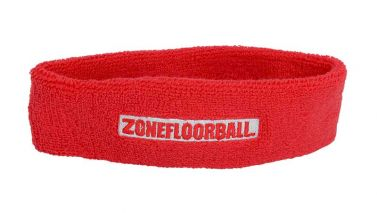 Zone Retro Red Headband