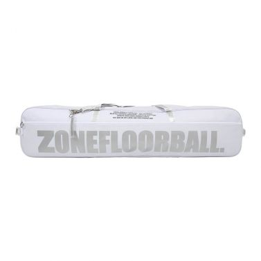 Zone Brilliant+ White/Silver Toolbag