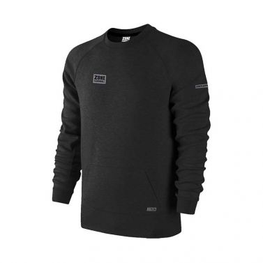 Zone Sweatshirt Hitech Black