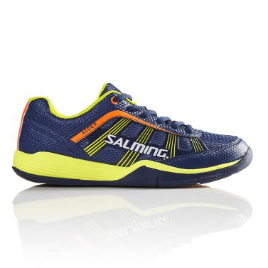 Salming Adder Junior Blue/Yellow