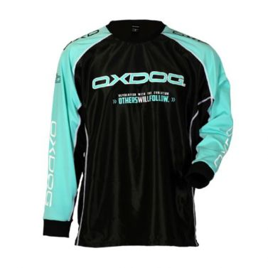 Oxdog Tour Goalie Shirt Black/Tiff