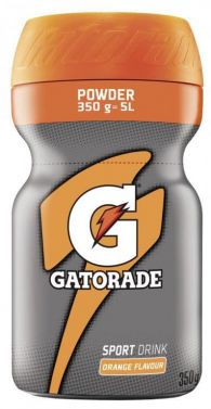 Gatorade Powder 350g Orange