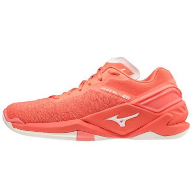 Mizuno Wave Stealth Neo Women Grey