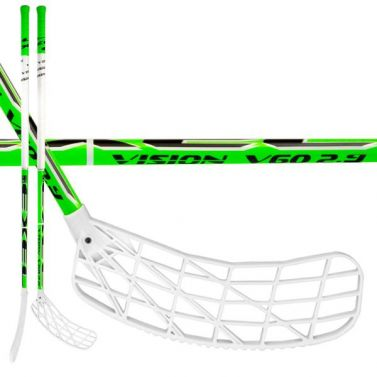 Exel V60 Green 2.9 98 Round MB 17/18