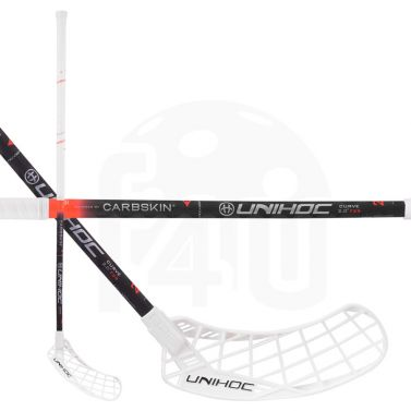 Unihoc Epic Carbskin Feather Light Curve 2.0° 29 19/20