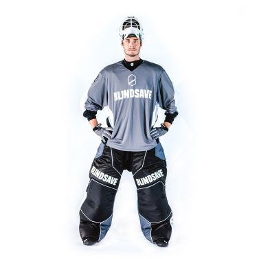 Blindsave Confidence Grey/Black brankársky set