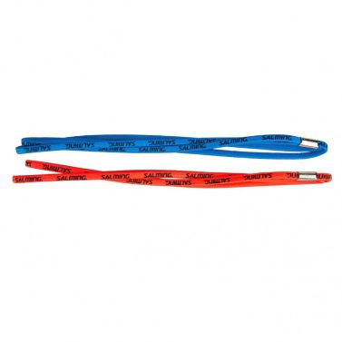 Salming Twin Hairband 2-pack Coral/Blue 18/19